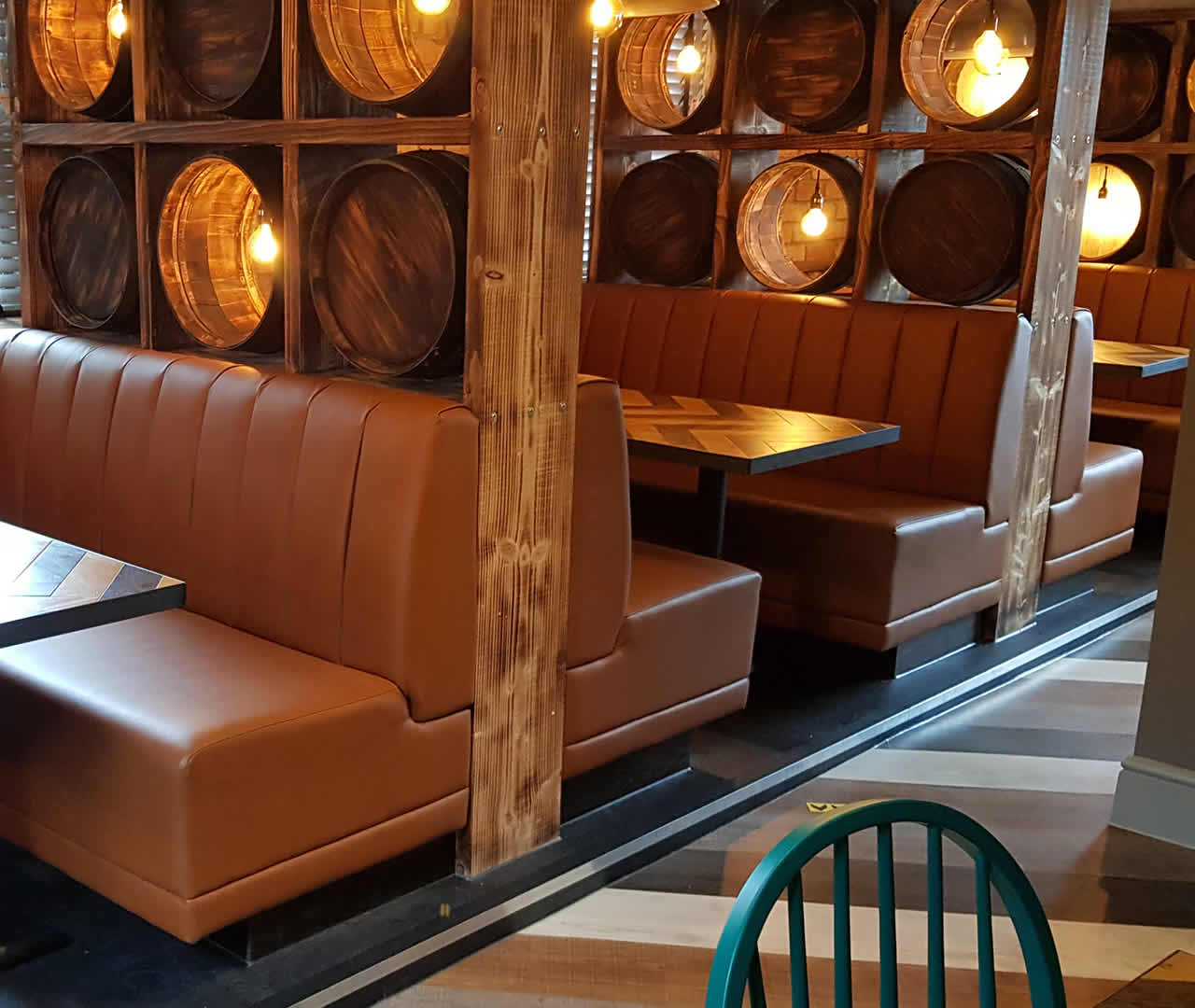 Contract Seating Fixed Seating